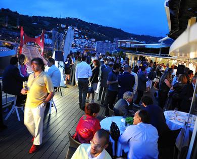 Terraza gran hotel domine bilbao turismo - Restaurante hotel domine bilbao ...