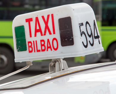 Image result for taxi bilbao